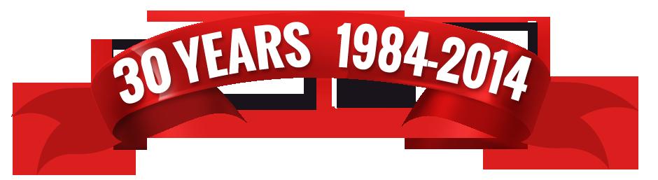 30 Years 1984-2014